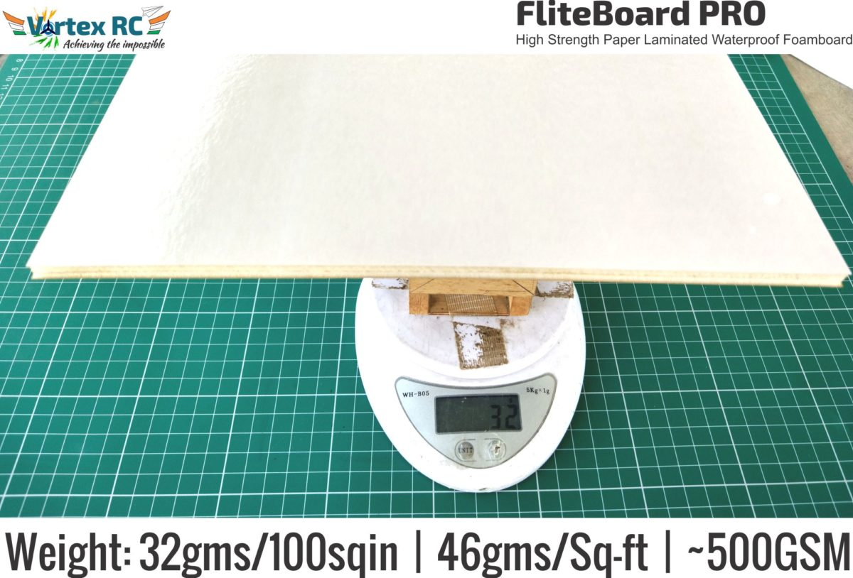 fliteboardpro-weight