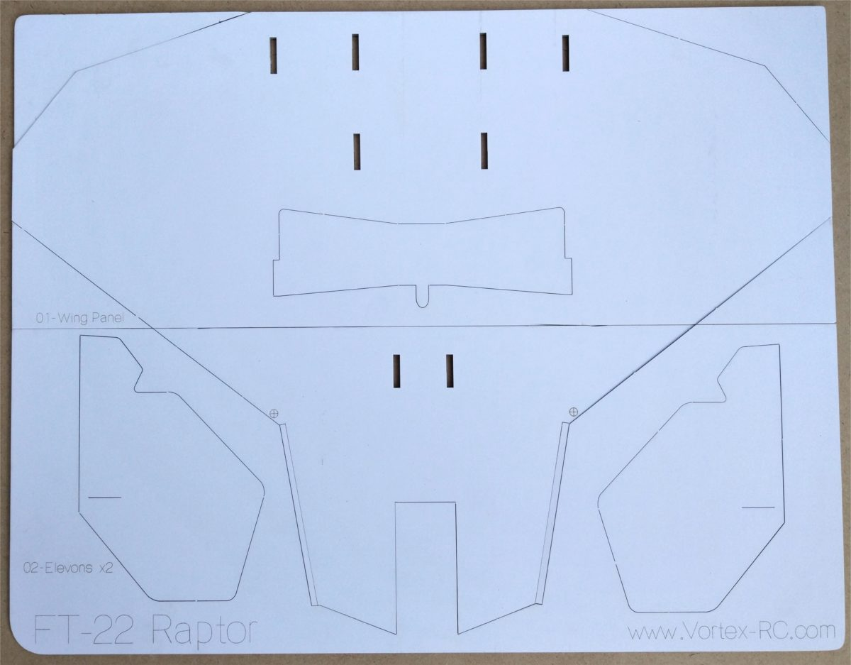 FT-22 Raptor Speed Build Kit
