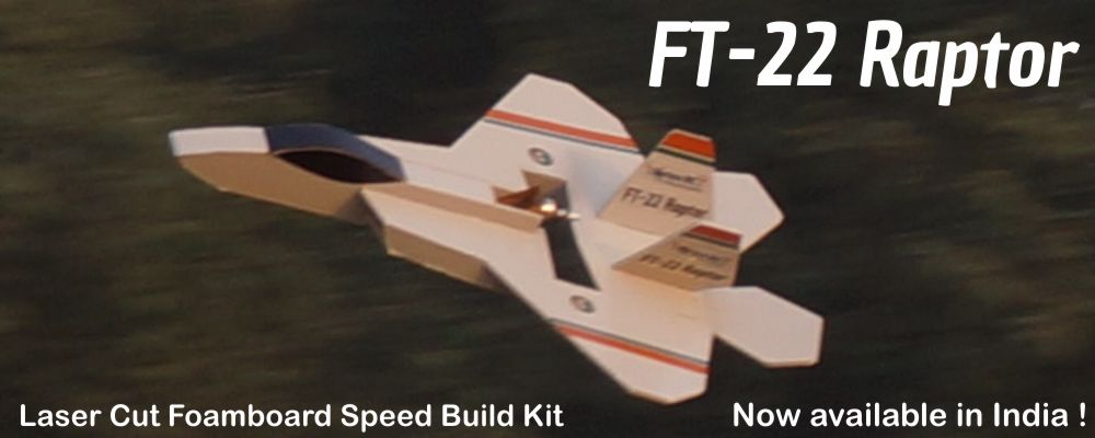 FT-22 Raptor Speed Build Kit