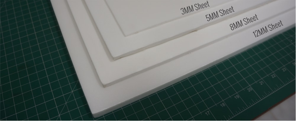 3mm Depron 10 Sheets Pack Vortex Rc