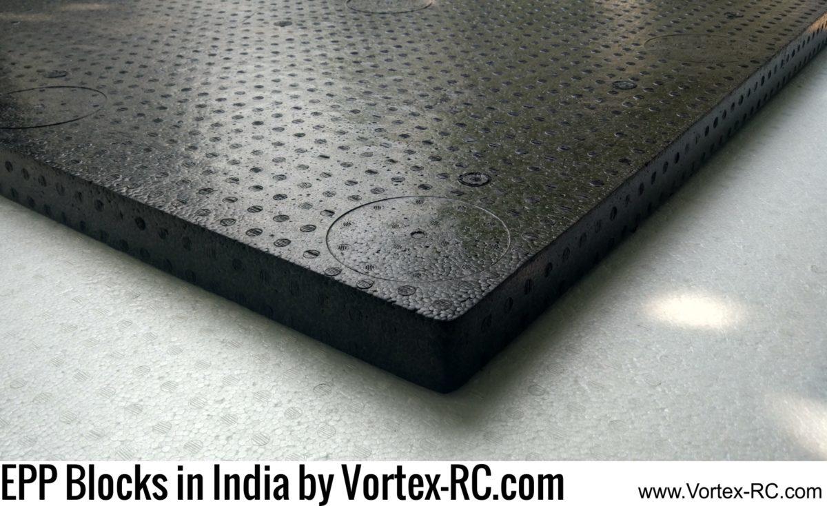 50mm Epp Foam Block In India 1000x550 Mm Vortex Rc