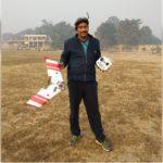 TuffBirds Microbee FPV EPP Flying Wing Gaurav Agarwal Allahabad