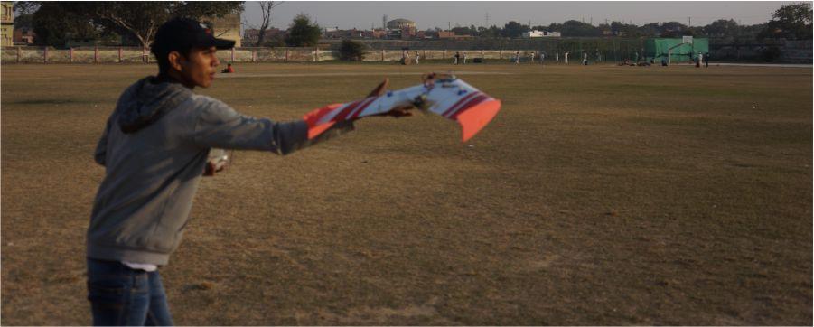 TuffBirds Microbee FPV EPP Flying Wing easy hand launch