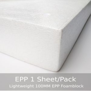 EPP Foam Blocks and Sheets for RC Planes in India by Vortex-RC