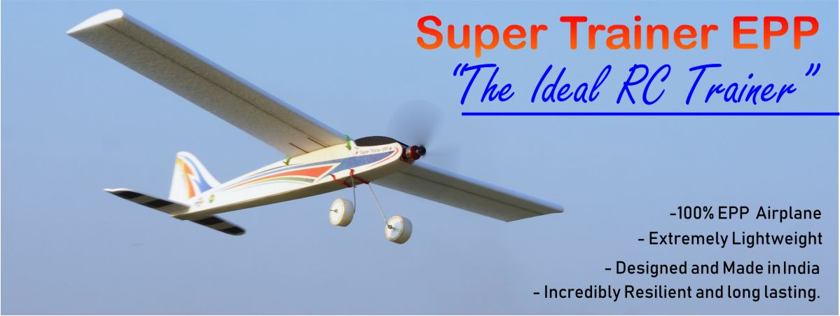 Vortex Rc Made In India Radio Control Plane Kits And