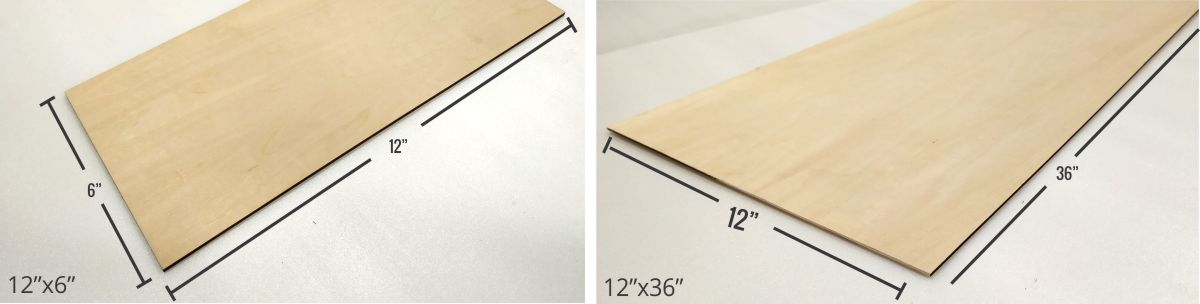 2mm Aeroply Light Plywood Sheets For Rc Planes Vortex Rc