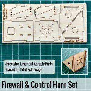 Firewall & Control Horn Set