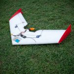 Vortex-rc-Microbee-600mm-epp-flying-wing
