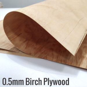 0.5MM Birch Plywood