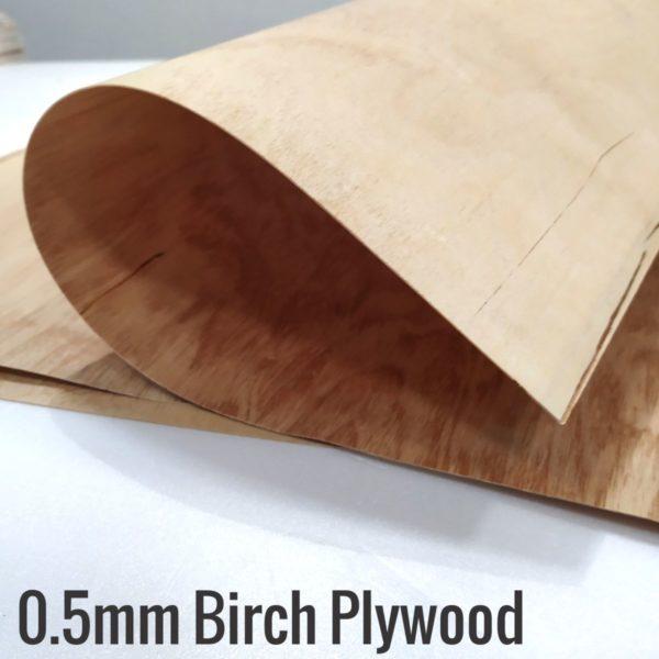0.5MM Birch Plywood