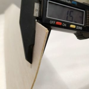 1.5MM Balsa Sheets