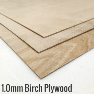 1MM Birch Plywood