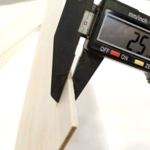 2.5MM Balsa Wood sheets