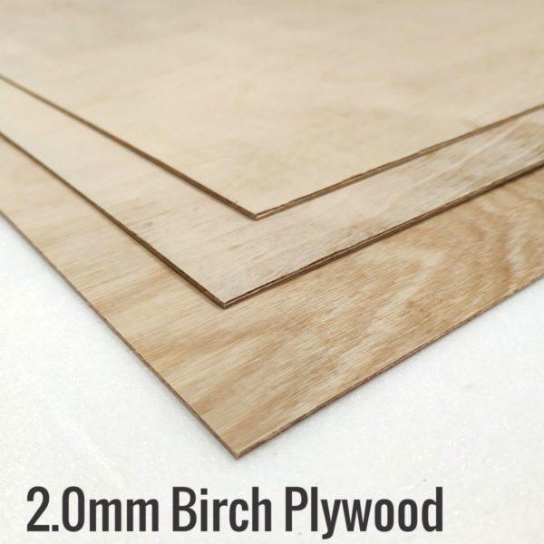 2MM Birch Plywood