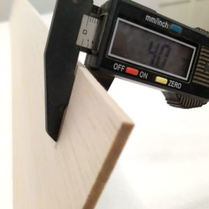 4MM Balsa wood sheets