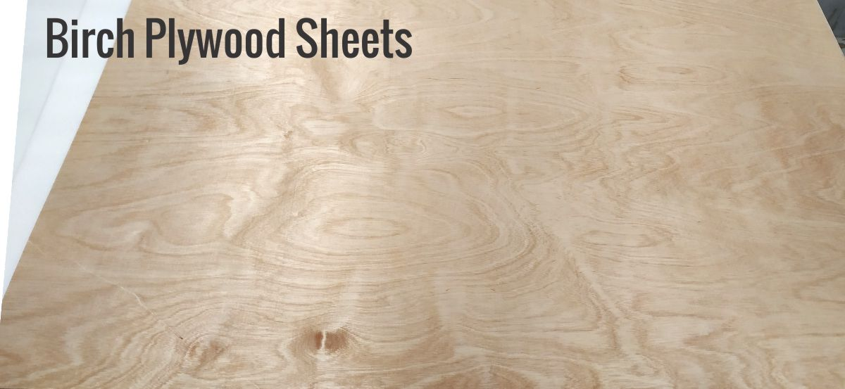 Birch Plywood Sheets India