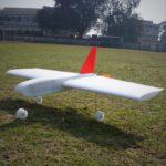 Vortex-RC Batman-v2 Beginner RC Plane kit light weight Full EPP